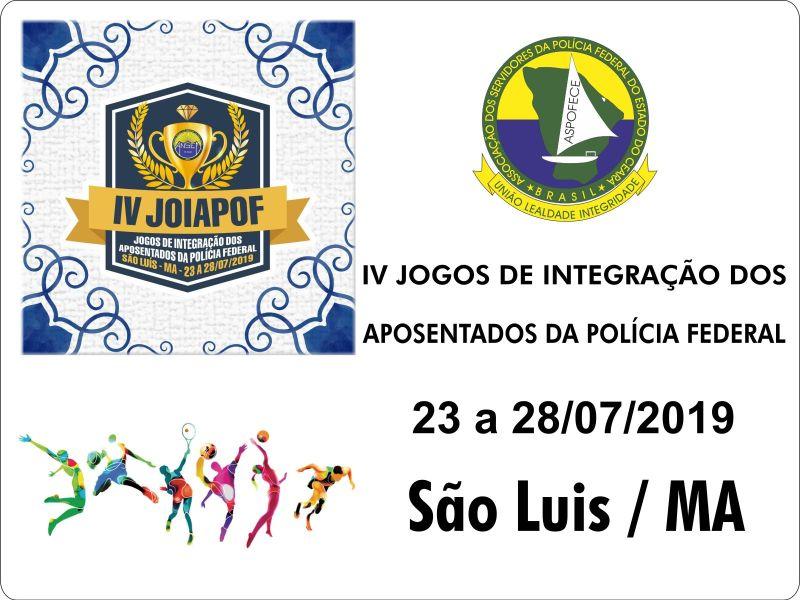 Festa de Abertura dos IV JOIAPOF